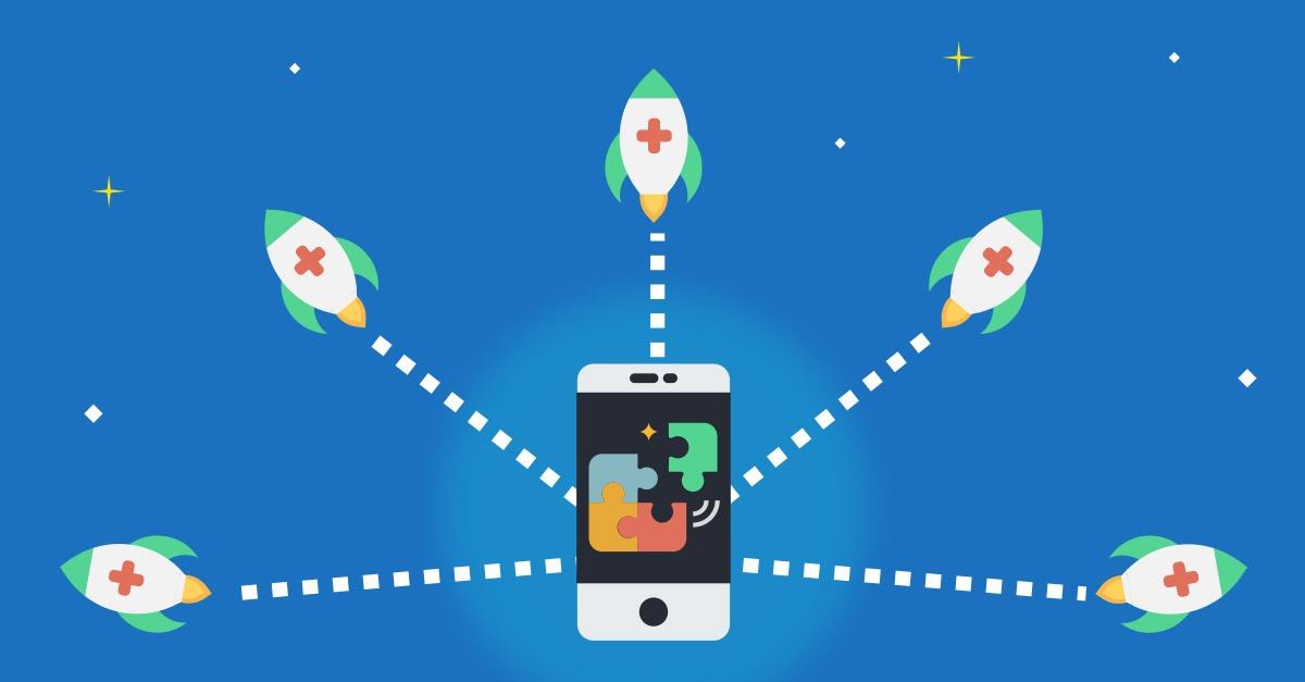 Mobile game for Pharma