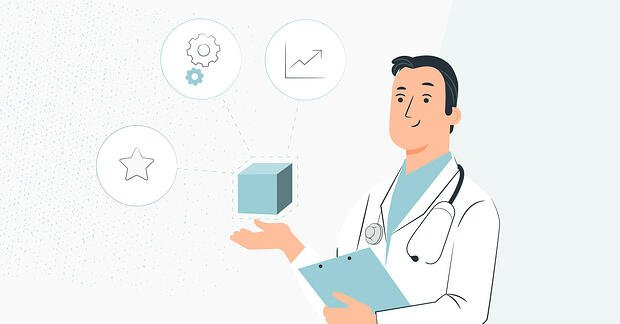 heathcare - pharmaceutical industry - doctors - patients - trends - digital transformation - learning - covid19 - sales gamification