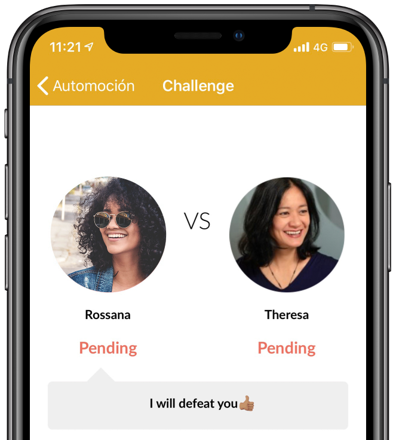 Atrivity, Gamification in business, App Messages