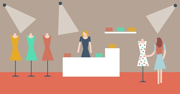 fashion retail personalised sales