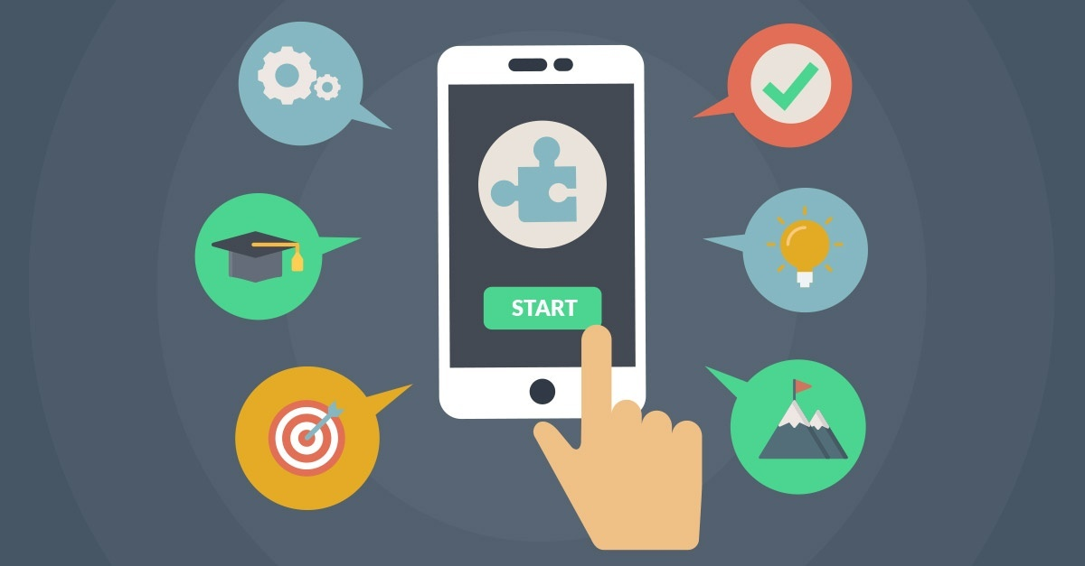 Gamification, Corporate training