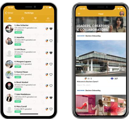 App Atrivity - formación y comunicación gamificada