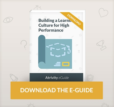 eGuide cover learning culture high performance